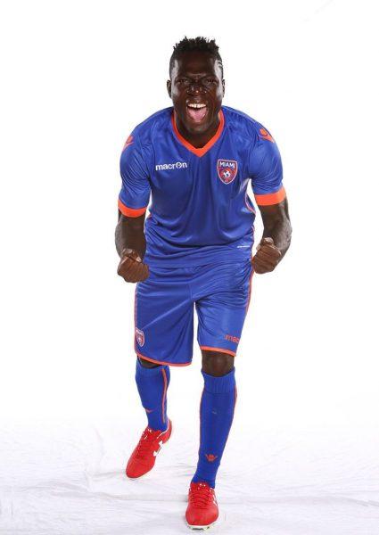 Tercera camiseta del Miami FC | Foto Web Oficial