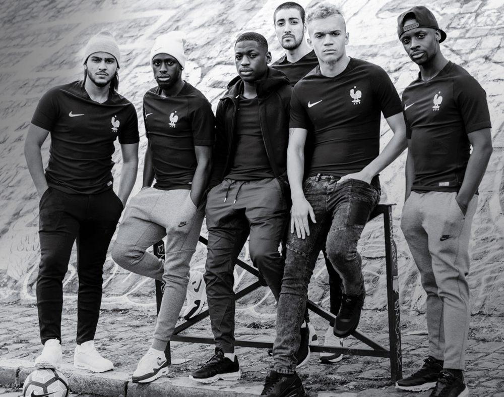 Nueva camiseta de Francia | Foto Nike