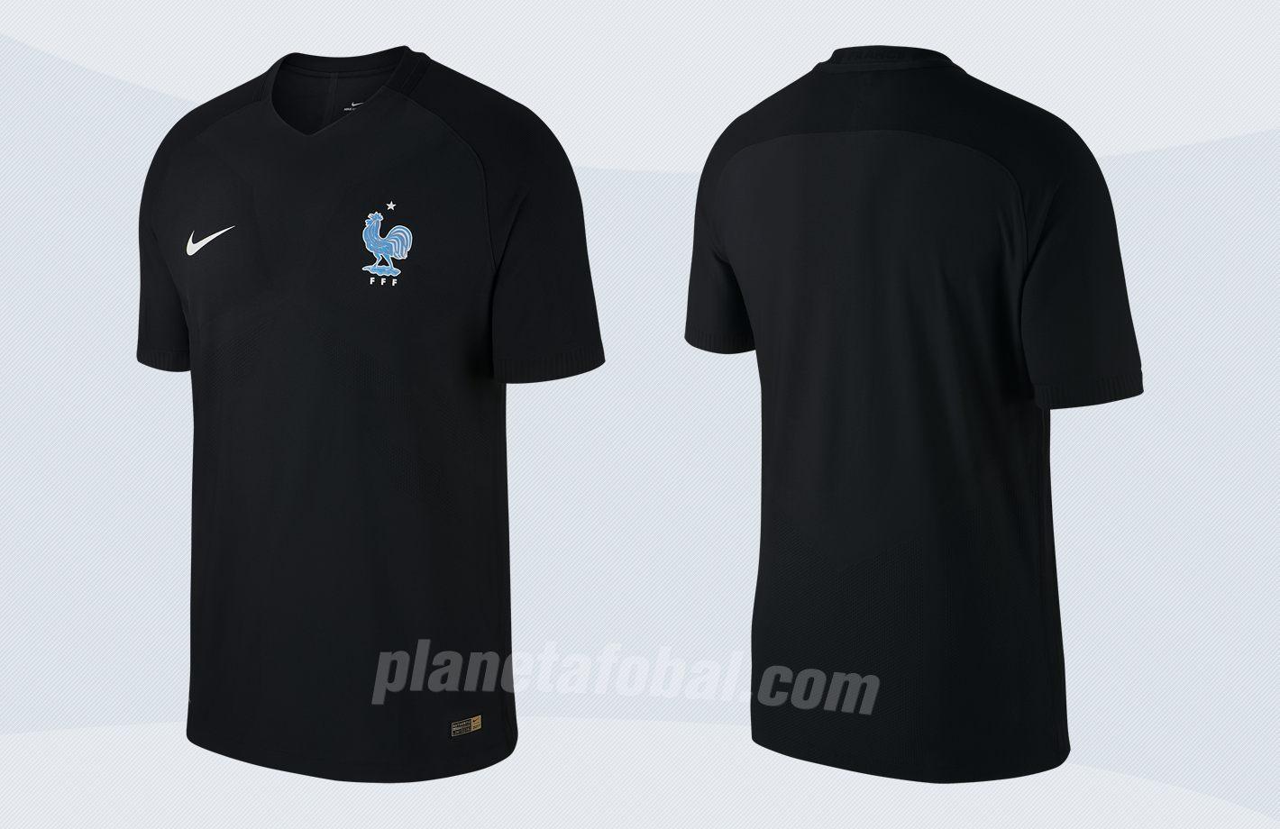 Nueva camiseta de Francia | Imágenes Nike