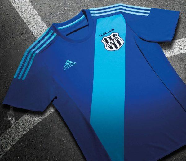 Tercera camiseta del Ponte Preta | Foto Adidas