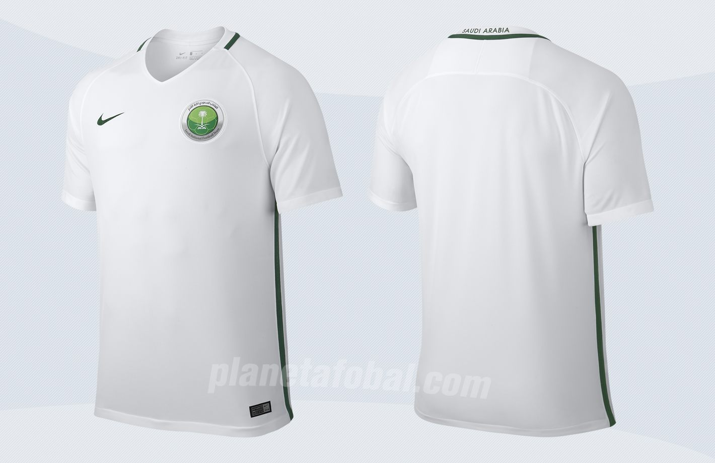 Nueva camiseta de Arabia Saudita | Imágenes Nike