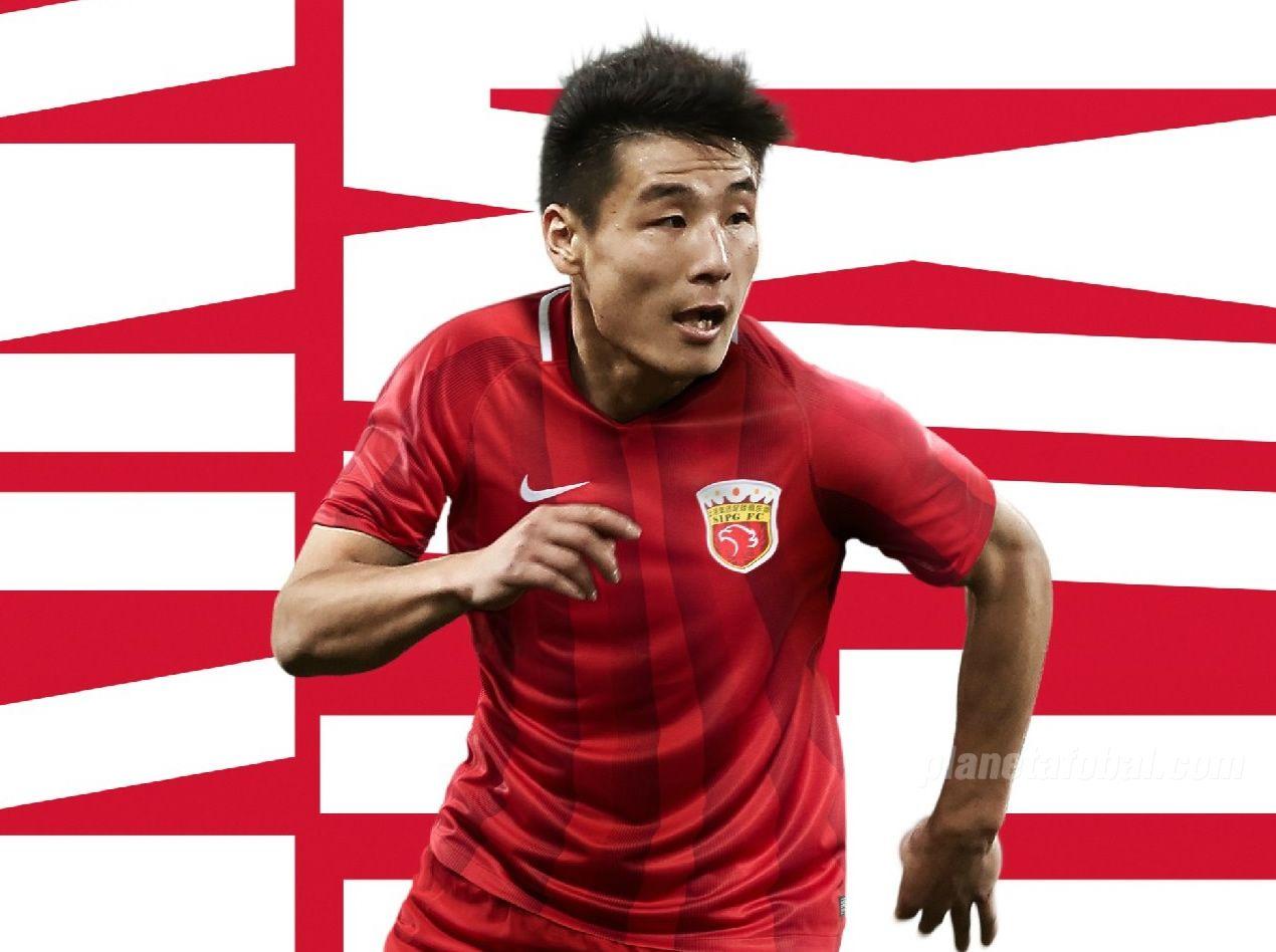 Nueva camiseta titular del Shanghai SIPG FC | Foto Nike