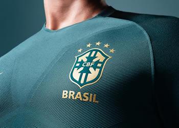 Nueva camiseta de Brasil | Foto Nike