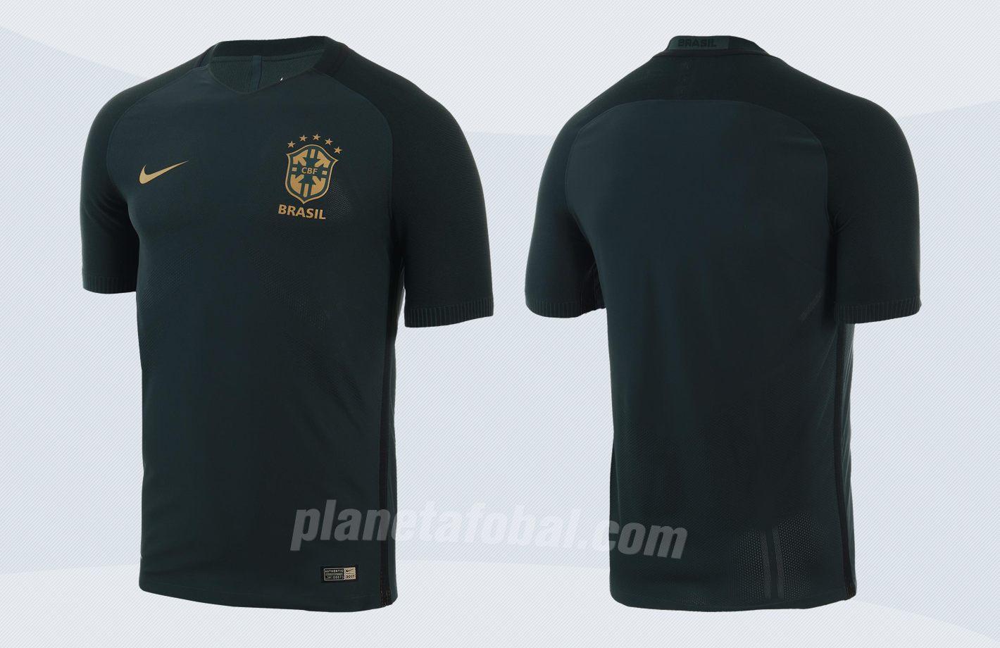Nueva camiseta de Brasil | Imágenes Nike