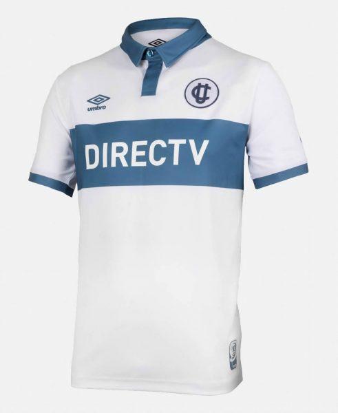 Nueva camiseta de la U Católica | Foto Web Oficial