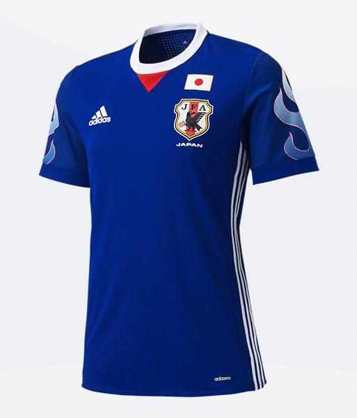 Camiseta edición limitada de Japón | Foto Adidas