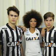 Nuevas casacas del Atlético Mineiro   Foto Web Oficial
