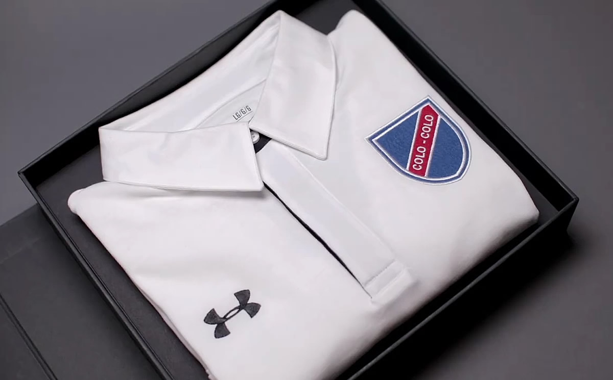 Camiseta especial del Colo-Colo | Foto Captura