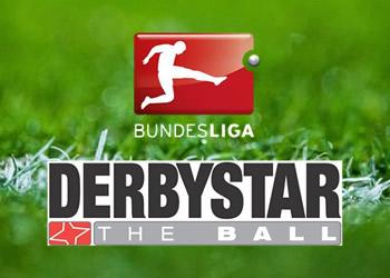 Derbystar hará los balones de la Bundesliga   Foto Web Oficial