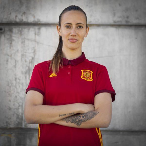 Camiseta titular de la selección española | Foto FEF