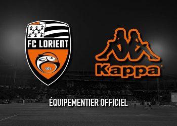 Kappa vestirá al Lorient FC   Foto Web Oficial