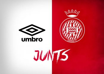 Umbro vestirá al Girona FC   Foto Web Oficial