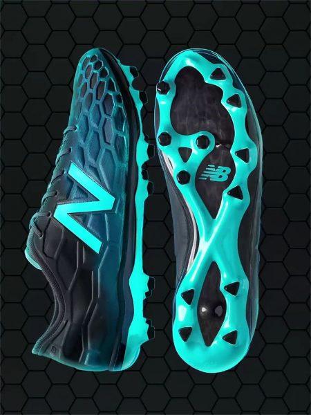 Nuevos botines Visaro Force | Foto New Balance