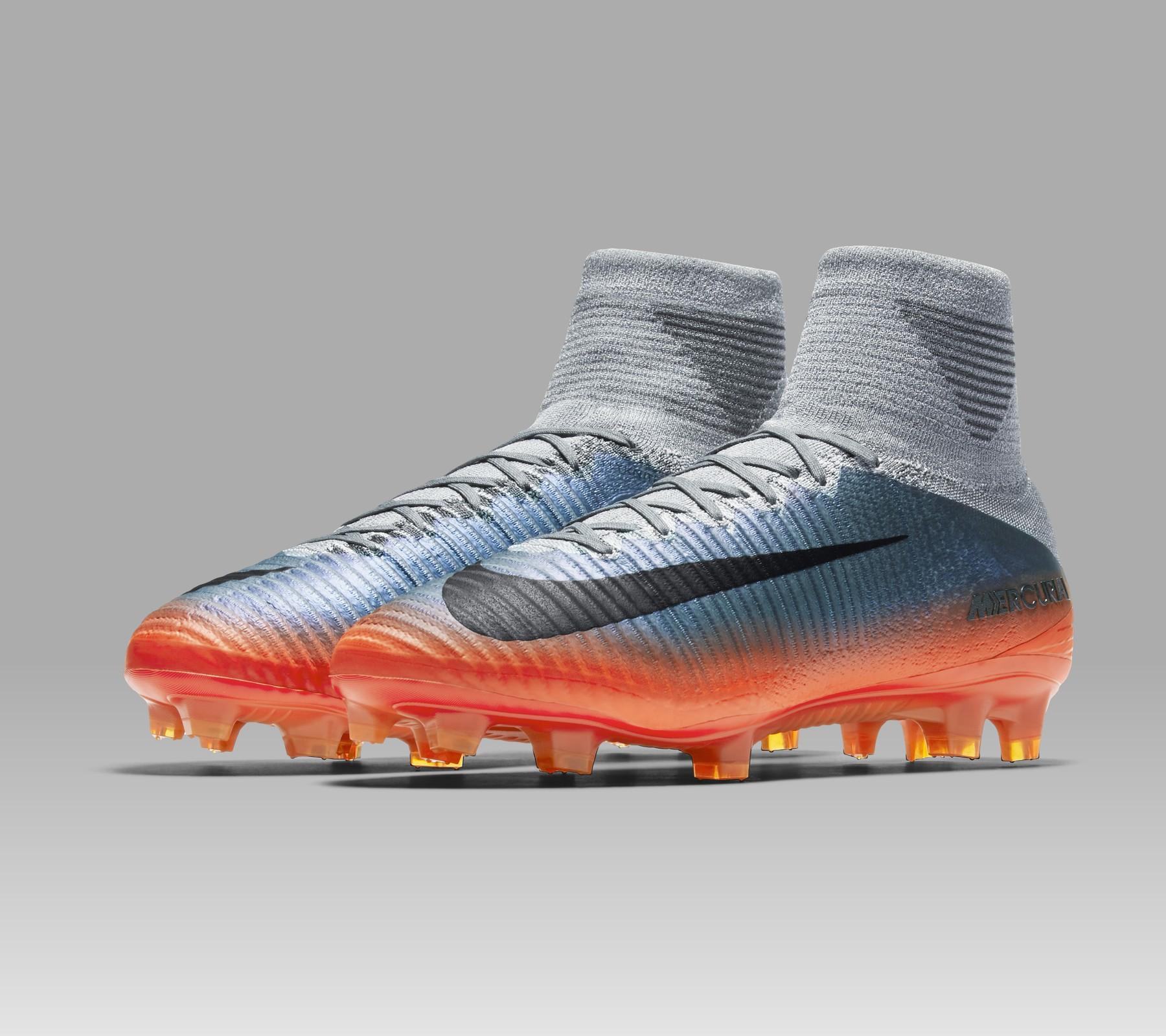 "Botines Mercurial ""Forged for greatness"" de CR7 