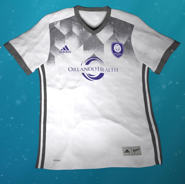 Camiseta ecológica de Orlando City | Foto Web Oficial