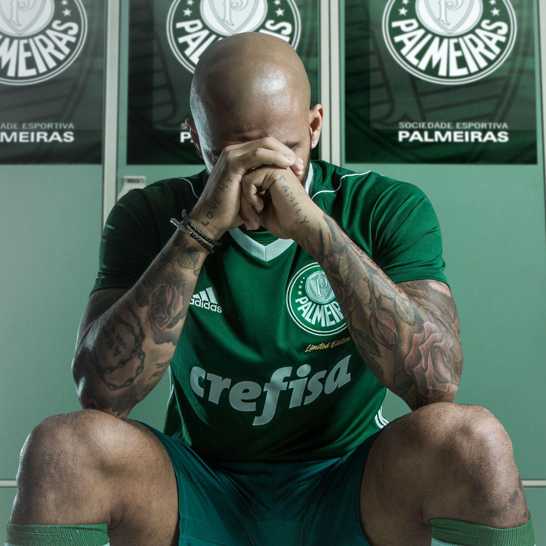 Camiseta edición limitada del Palmeiras | Foto Adidas