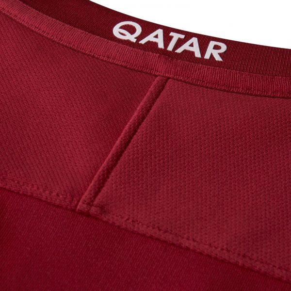 Nueva camiseta de Catar | Foto Nike