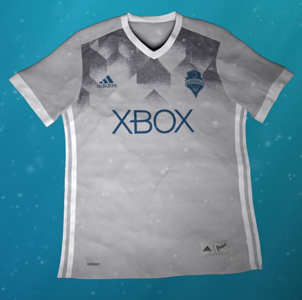 Camiseta ecológica del Seattle Sounders | Foto Web Oficial