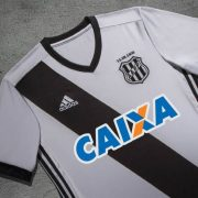Nueva camiseta del Ponte Preta   Foto Adidas