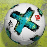 Nuevo balón Torfabrik para la Bundesliga 17-18 | Foto Adidas