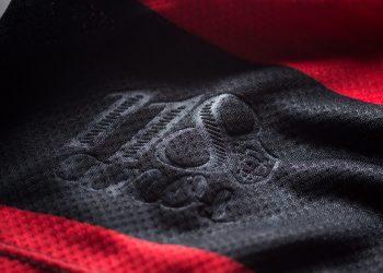 Nueva camiseta titular del EC Vitória | Imágenes Gentileza Topper