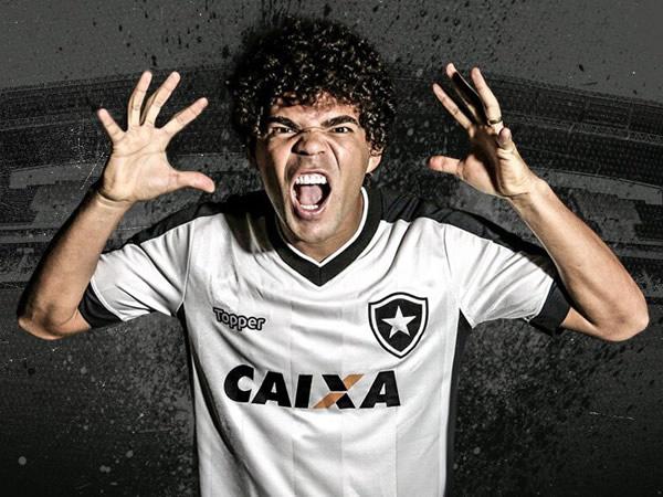 Tercera camiseta del Botafogo | Foto Twitter Oficial