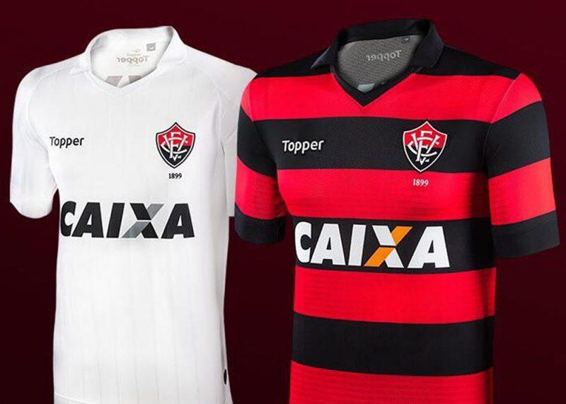 Nuevas camisetas del EC Vitória  a779d4b6e3bf4