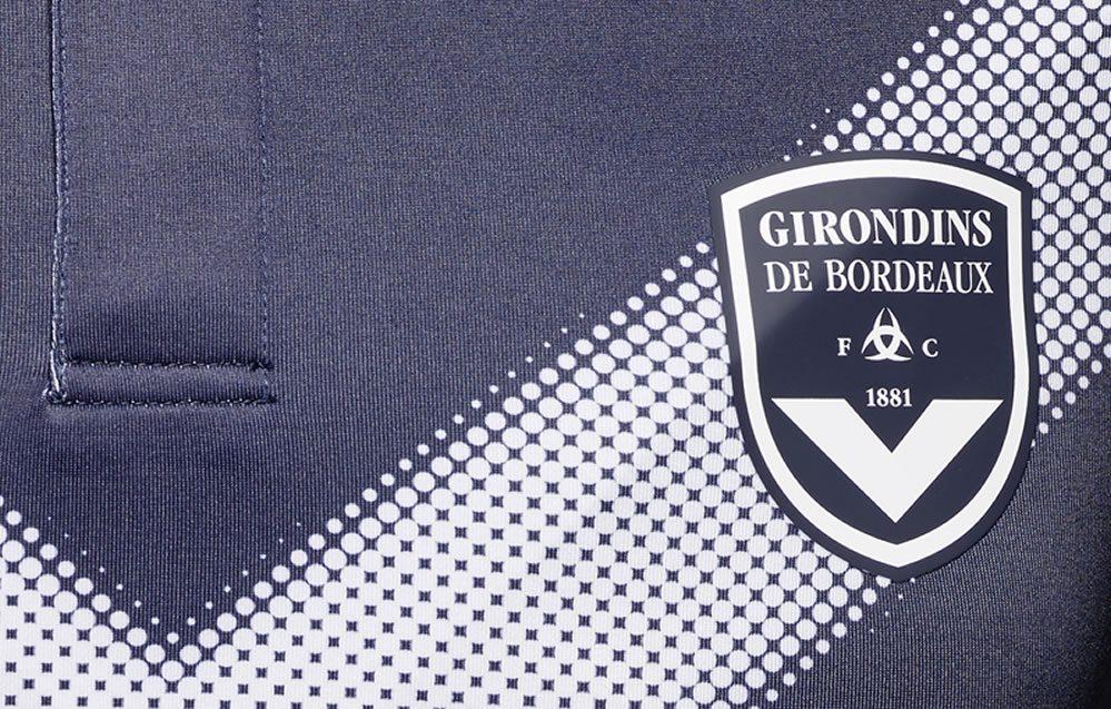 Puma presentó la nueva camiseta del Bordeaux