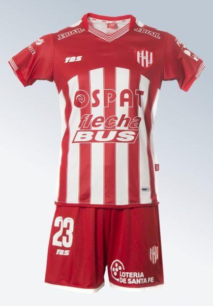 Camiseta titular de Unión de Santa Fe | Imagen Twitter @clubaunion