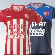 Nuevas camisetas de Unión de Santa Fe | Imagen Twitter @clubaunion