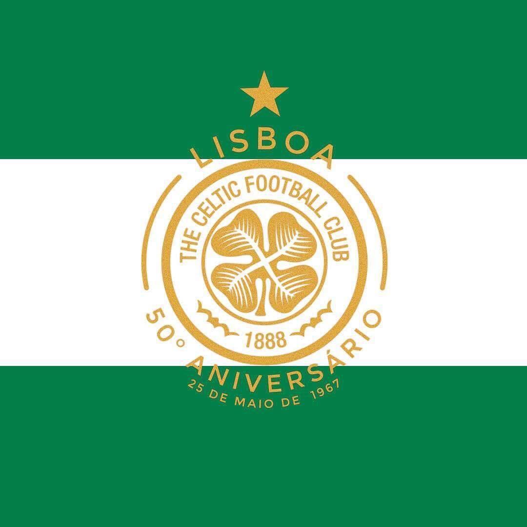 Escudo conmemorativo del Celtic | Foto Instagram Oficial