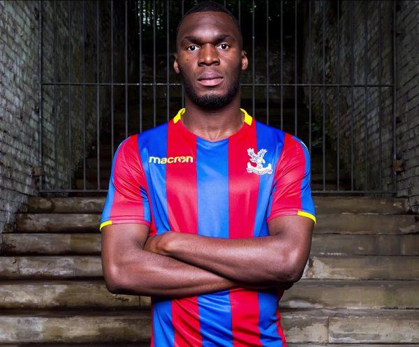 Nueva camiseta del Crystal Palace | Foto Web Oficial