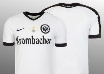 Camiseta especial del Eintracht Frankfurt | Imágenes Web Oficial