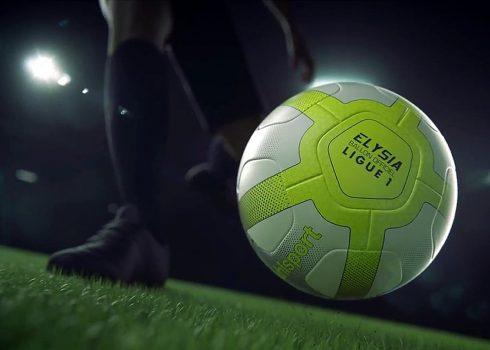 "Balón ""Elysia"" para la Ligue 1 2017/2018 | Foto Uhlsport"