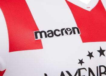 Nueva camiseta titular del Unión Berlín | Foto Macron