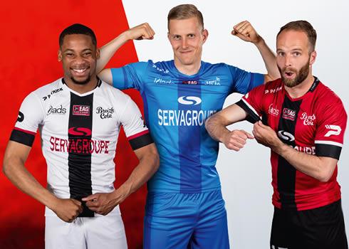 Nuevas camisetas del Guingamp | Foto Web Oficial