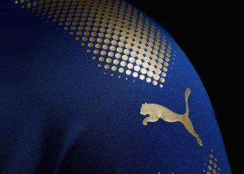 Nueva camiseta titular del Leicester City | Foto Web Oficial