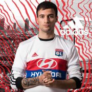 Camiseta titular del Lyon | Imagen Web Oficial
