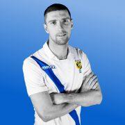 Camiseta suplente del Vitesse Arnhem | Foto Web Oficial