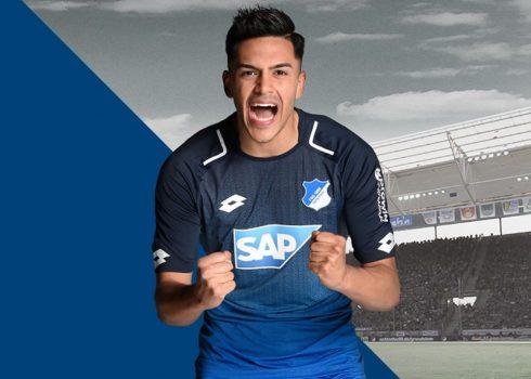 Nueva camiseta del TSG 1899 Hoffenheim | Foto Web Oficial