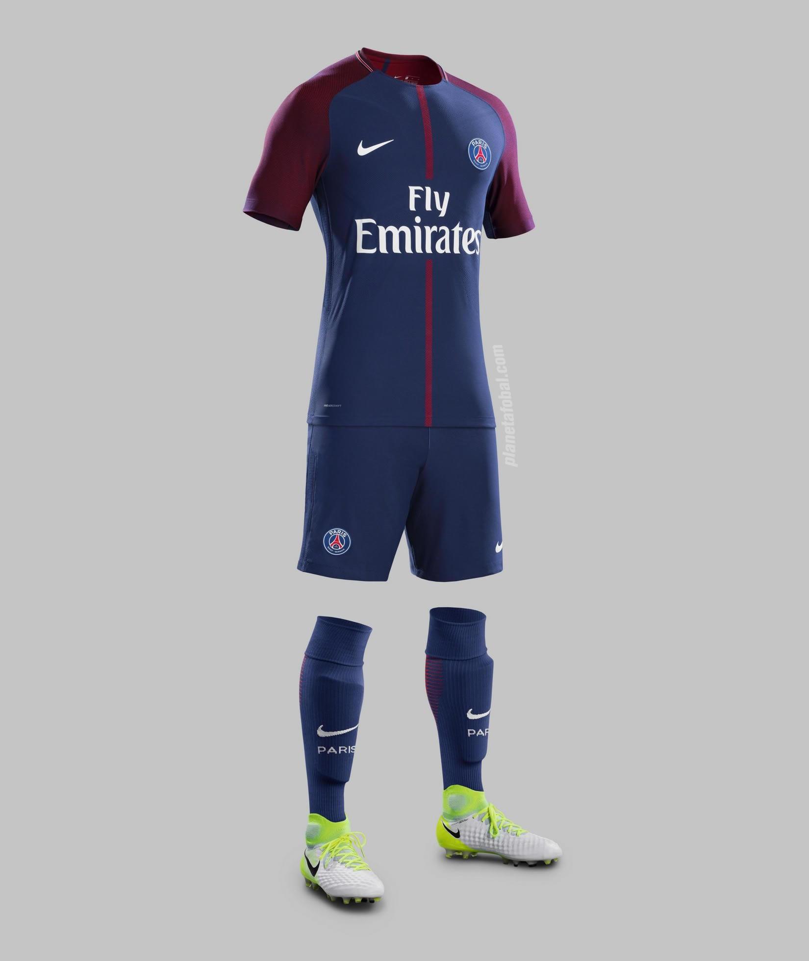 Camiseta Nike del PSG 2017/18
