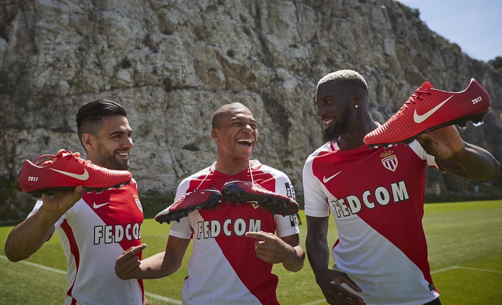 Colección NIKEiD x Monaco | Foto Nike