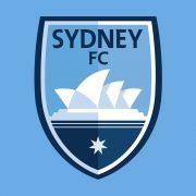 Nuevo escudo del Sindey FC   Imagen Web Oficial