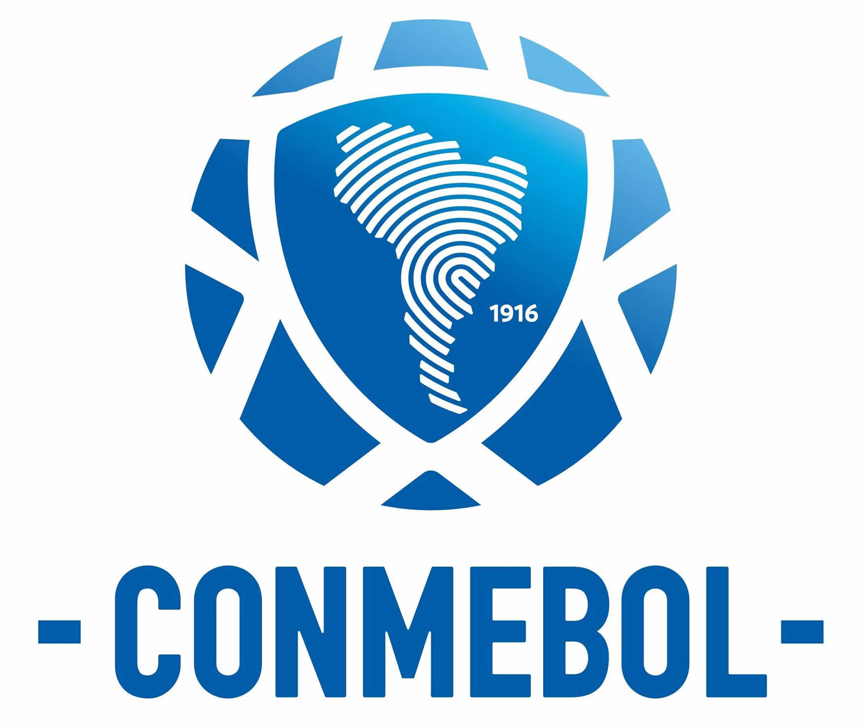 Nuevo logo de la CONMEBOL | Imagen Web Oficial