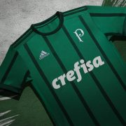 Nueva camiseta titular del Palmeiras   Foto Adidas