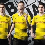 Nueva camiseta titular del Borussia Dortmund | Foto Puma