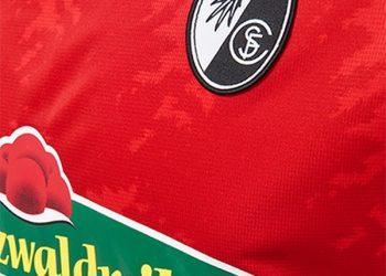 Nueva camiseta del SC Freiburg | Foto Web Oficial