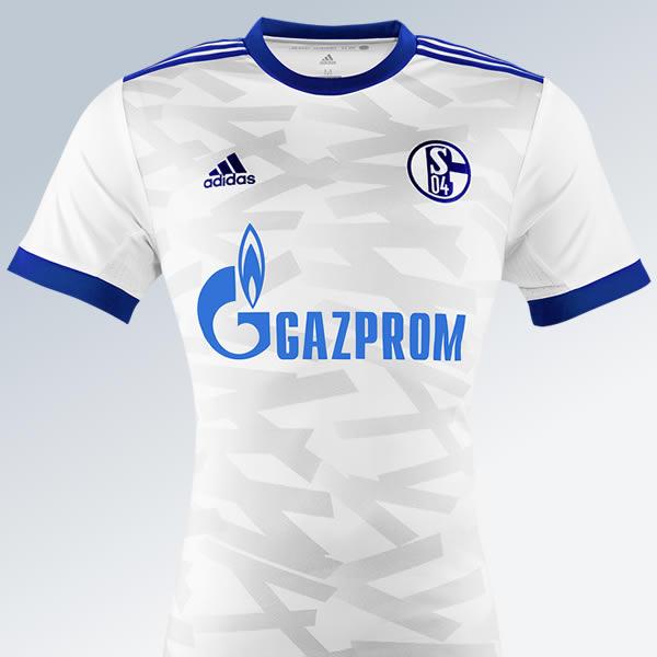 Nueva camiseta del Schalke 04 | Foto Web Oficial