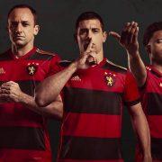 Nueva camiseta del Sport Recife   Foto Adidas