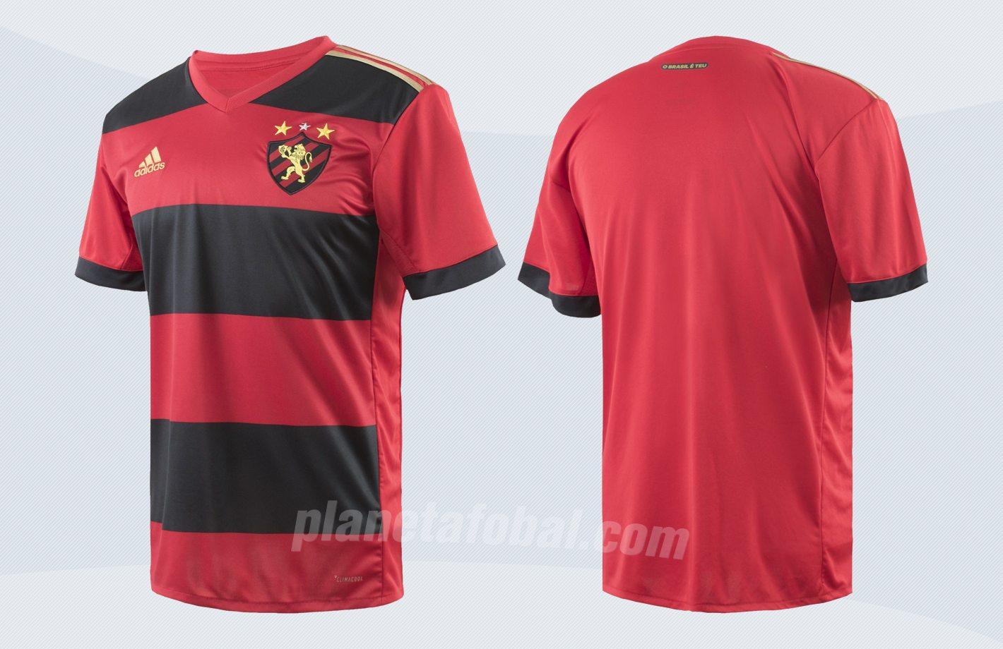 Nueva camiseta del Sport Recife | Imágenes Adidas